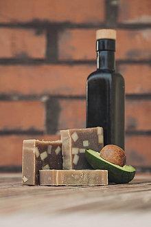 Drogéria - Mydlo s avokádovým olejom a so zeleným čajom (90gr) - 4734961_