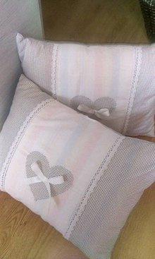 Úžitkový textil - vankúšik - 4735775_