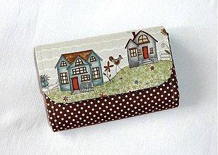 Peňaženky - Peňaženka - Na vidieku 11. - 4733861_