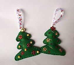 Dekorácie - Vianočné stromčeky - 4731802_