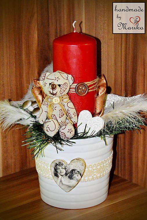 - vianočná dekorácia na stôl - 4740719_