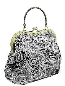 Kabelky - Spoločenská kabelka, kabelka dámská  0817A - 4744501_