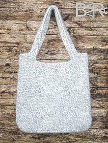 Veľké tašky - vlntaška režná - 4746342_