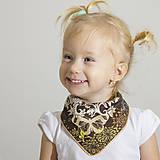 Detské doplnky - Motýlik. - 4753332_