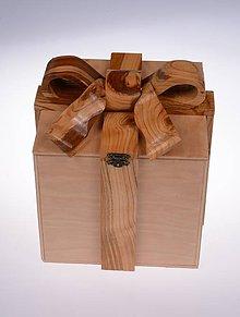 Krabičky - Darčeková krabica - 4749401_