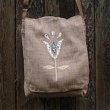 Veľké tašky - Kvet - 4751908_