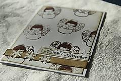 - Vianočná pohľadnica - 4750396_