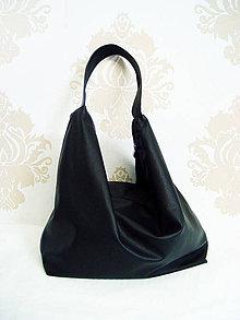 Kabelky - Kožená kabelka Vanda