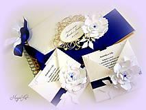 Papiernictvo - Svadobná kolekcia: