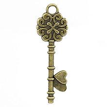 Komponenty - Prívesok kľúč - 4752774_