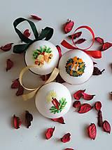 Dekorácie - Vianočné gule I. - 4750208_