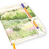 Papiernictvo - Zápisník A5 Niva - 4752343_