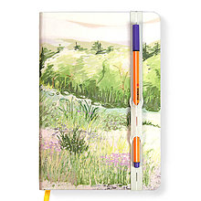 Papiernictvo - Zápisník A5 Niva - 4752345_