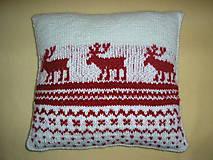 Úžitkový textil - Vankúš - sobík - 4759174_