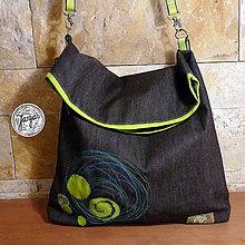 Veľké tašky - Lezecká taška cez plece - 4754409_