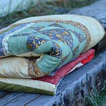 Úžitkový textil - Memory deka na zelanieII - 4753931_