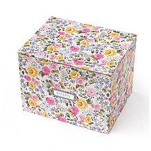 Papiernictvo - Receptár Rose - 4753563_