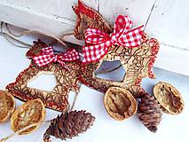 Dekorácie - Vianočný koník - 4754860_