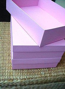 Obalový materiál - úložné krabice do detskej - 4761872_