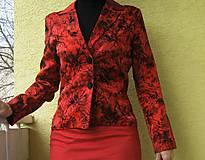 Kabáty - rozprávkovo červené - 4769089_