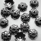 Komponenty - Kaplík plast 9x3mm-20ks - 4766339_