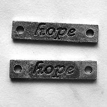 "Komponenty - Medzikus ""hope""-5x25mm-1ks - 4770130_"