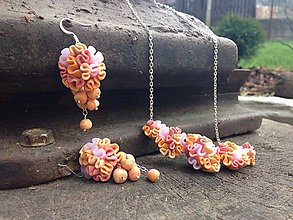Sady šperkov - Púdrovky - set - 4766800_