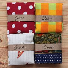 Nákupné tašky - Nákupky - darčekové predplatné (štvrťročné) - 4767979_