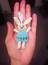 Darčeky pre svadobčanov - ..ňuňu zajko.. - 4770129_