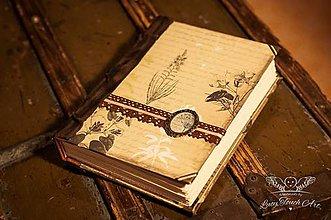 Papiernictvo - Natur Diary / na zákazku :) - 4774200_