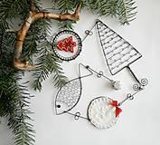 Vianoce - Vianočný záves - 4775257_