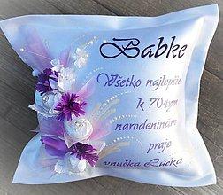 Úžitkový textil - Milý darček - 4773295_
