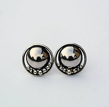 Náušnice - Minimalist earrings - 4779305_