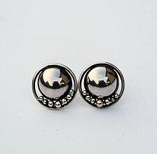 Náušnice - Minimalist earrings - 4779305_