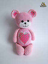 - návod na háčkovaného medvedíka - 4780273_