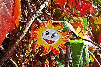 Odznaky/Brošne - Usmievavá brošnička - 4779819_