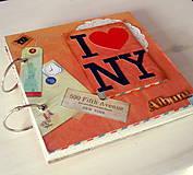 Papiernictvo - I love New york - 4780501_