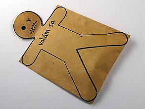 Úžitkový textil - VooDoo antistresový čaj- keď Ťa niekto... - 4779192_