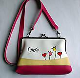 Detské tašky - Klárkina kabelka - 4778037_