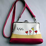 Detské tašky - Klárkina kabelka - 4778038_