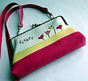Detské tašky - Klárkina kabelka - 4778040_