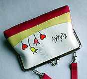 Detské tašky - Klárkina kabelka - 4778041_