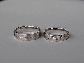Prstene - Kvietok v rose II. - 4781399_