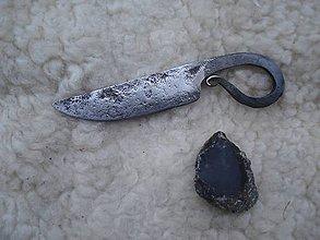 Nože - Kredadlový nožík, pravý - menší - 4784696_