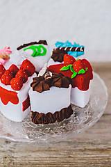 Hračky - Sada na tvorenie- torta SOfia - 4781368_