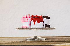 Hračky - Sada na tvorenie- torta SOfia - 4781369_