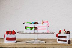 Hračky - Sada na tvorenie- torta SOfia - 4781370_