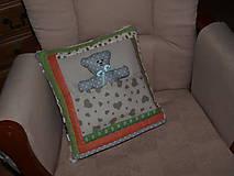 Úžitkový textil - Deka vo vankúšiku - 2v1 - 4782687_