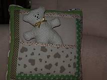 Úžitkový textil - Deka vo vankúšiku - 2v1 - 4782922_