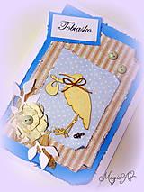 Papiernictvo - Pre malého princa Tobiaska... - 4784475_